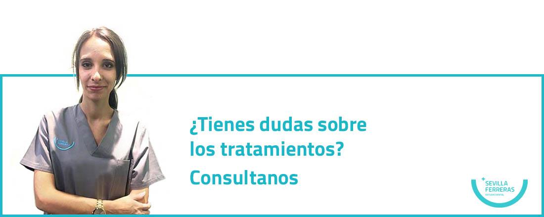 Tienes dudas sobre los tratamientos?